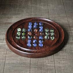 Professor Poplars Wooden Alphabet Puzzle Board By Imaginati