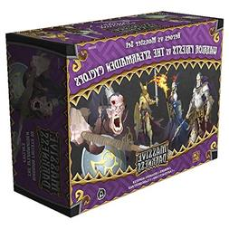 Massive Darkness: Heroes & Monster: Warrior Priests vs. The