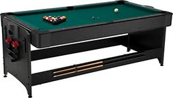 10 Combination Multi Game Table With Billiards, Push Hockey,