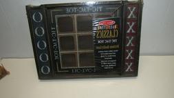 Melissa & Doug Classic Tic-Tac-Toe Board Game Set NEW NIB 43