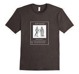 Mens Longest Turn Board Game T-Shirt Medium Asphalt