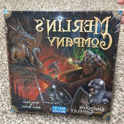 Days of Wonder MERLIN'S COMPANY Shadows Over Camelot Board G