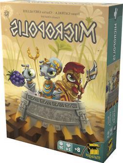 Micropolis board game by Asmodee ASMMIC01 8+, 2-6 Players, 3