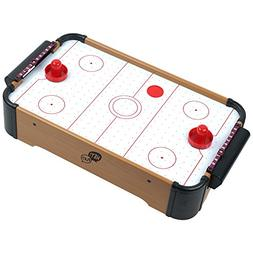 Mini Arcade Air Hockey Table- A Toy for Girls and Boys by He