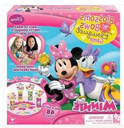 Disney Minnie Blossoms n' Bows Bouquet Game Arts & Crafts