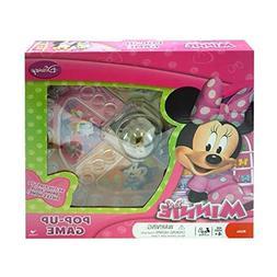 16pc Disney Minnie Mouse Pop Up Game Kids Board Game Educati