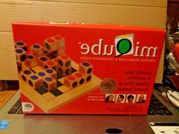 MiQube Strategic Board Game & Challenging Puzzle * Mindware