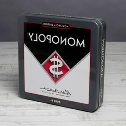 Winning Solutions® Monopoly Board Game Nostalgia Edition