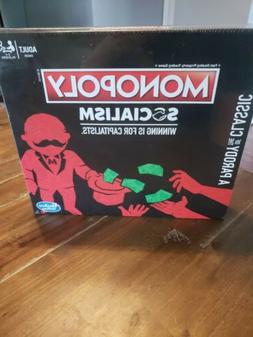 Monopoly Board Game - Socialism Edition - Brand New In Box A