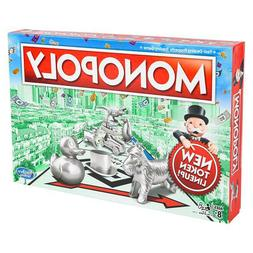Hasbro Monopoly Classic Board Game Kids Family Games Toys Ag