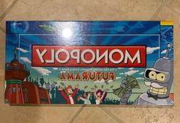 FUTURAMA Monopoly Collector's Edition Boardgame - New Seal