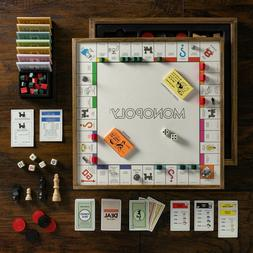 Winning Solutions Monopoly Deluxe Vintage 5-in-1 Edition Woo