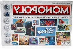 monopoly disney animation edition