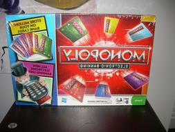 Monopoly Electronic Banking with All-New Electronic Banking