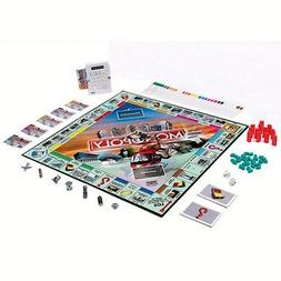 Hasbro Monopoly Electronic Banking, Canada Edition