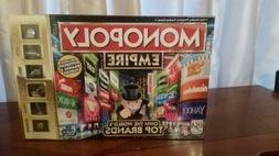 Monopoly Empire Gold Edition Board Game Brand New Factory Se