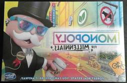 Monopoly For Millennials Board Game Brand New