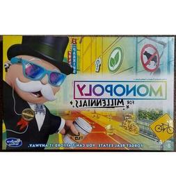 Monopoly for Millennials Millenials Millenial Edition Board