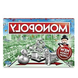 Monopoly Game Classic Edition Family Board Game Original FAS