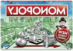 Monopoly Game Classic Edition Family Board Game Original SHI