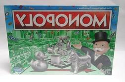 Monopoly Game Classic edition Original Board Game New Sealed