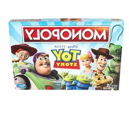 Monopoly Game Disney Pixar Toy Story Edition