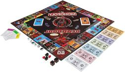 Hasbro Monopoly Game: Marvel Deadpool Edition Board Games