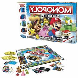 Monopoly Gamer Board-game, Ages 8 and up NEW