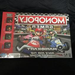Monopoly Gamer Mario Kart Great Board Game New Sealed Kids P