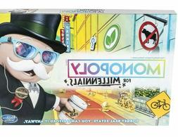 Monopoly millenium edition Board game Brand New Factory Seal