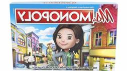 Monopoly Ms.Monopoly Board Game PREORDER . New.Rare Ms. Mono