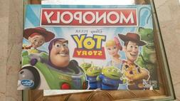 Monopoly Disney Pixar Toy Story Board Game *BRAND NEW*