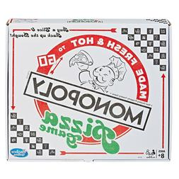 Monopoly Pizza Board Game - Brand new! Free Priority Mail Sh