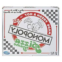Monopoly Pizza Board Game  for Kids Ages 8+ NIB - Fast Ship