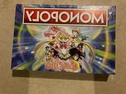 Monopoly: Sailor Moon Board Game
