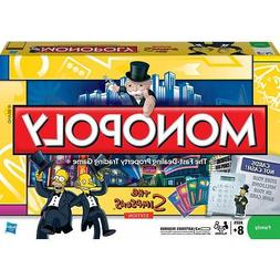 Parker Brothers Monopoly The Simpsons Edition by