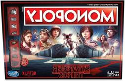 Monopoly: Stranger Things Edition Netflix 80s Board Game Has