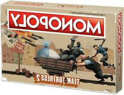 USAopoly MONOPOLY®: Team Fortress 2 Board Game