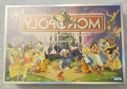 Monopoly: The Disney Edition - Parker Brothers Board Game -