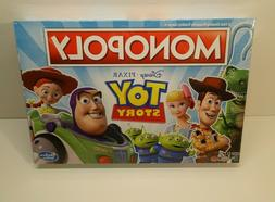 Monopoly: Toy Story Edition Hasbro Board Game Disney Pixar B