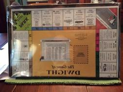 Monopoly type Dwight IL board game-New-Sealed shrink wrapped
