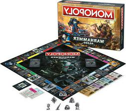 Monopoly Warhammer 40,000 Board Game | Based on Warhammer 40