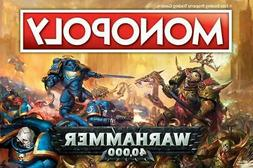 USAOPOLY Monopoly Warhammer 40000 Board Game | Based on Warh
