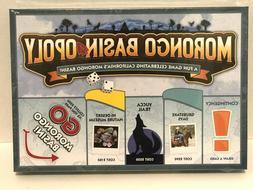Morongo Basin Opoly Monopoly Type Board Game Grubstake Days