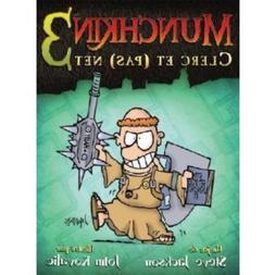 Asmodee–Munchkin 3: Law and , efsjmu03, No
