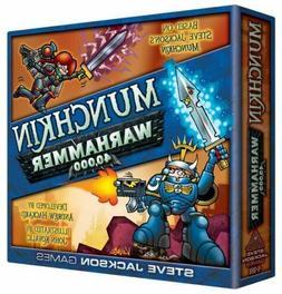 Munchkin Warhammer 40k Board Card Game SJG 4481     Shrink W