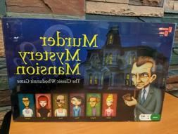 Murder Mystery Mansion Board Game  University Games 2008 Com