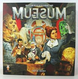 Museum Board and Card Games Holy Grail Games