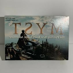 MYST The Puzzling New Board Game Adventure - New Open Box!