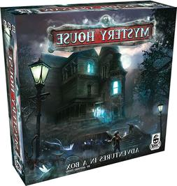 Mystery House Board Game Factory Sealed Brand New Asmodee Ed